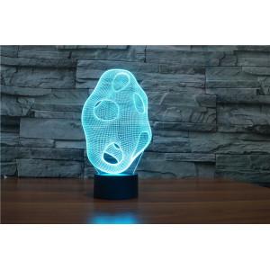 3D Лампа - Абстракция 21