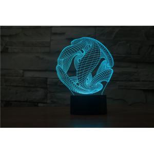 3D Лампа - Абстракция 7