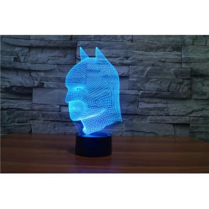 3D Лампа - Batman (бэтмен)