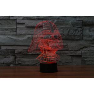 3D Лампа - Дарт вейдер 2 (Звездные войны)