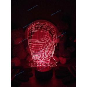 3D Лампа - По индивидуальному дизайну-003